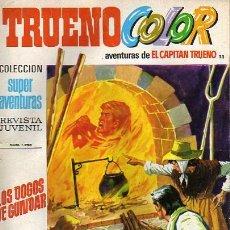 Tebeos: TRUENO COLOR SEGUNDA EPOCA Nº 33. Lote 7710854