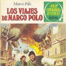 Tebeos: JOYAS LITERARIAS JUVENILES Nº 166 DIBUJADO POR J. BLASCO. Lote 26604131