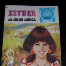 Tebeos: TEBEO ESTHER Nº 23 - LA PRIMA MARGA - 1ª EDICION 1978. Lote 7762563