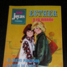 Tebeos: ESTHER Y SU MUNDO Nº6 - SUPER JOYAS FEMENINAS - EDITORIAL BRUGUERA - COMIC. Lote 7762624