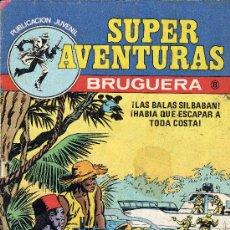 Tebeos: SUPER AVENTURAS Nº8 (EDITORIAL BRUGUERA, 1978) ULTIMO NÚMERO. Lote 7863426