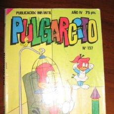 Tebeos: PULGARCITO AÑO IV. Lote 7928567