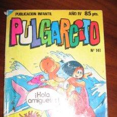 Tebeos: PULGARCITO AÑO IV. Lote 7928578
