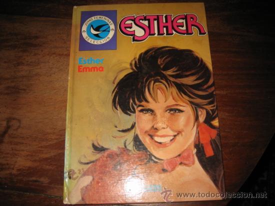 ESTHER EMMA (Tebeos y Comics - Bruguera - Esther)