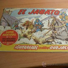 Tebeos: EL JABATO ORIGINAL Nº 152. Lote 8028416