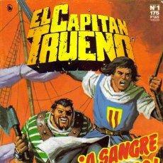 Tebeos: EL CAPITAN TRUENO EDICION HISTORICA ( B ) ORIGINAL 1987 - 1990 LOTE GRANDE. Lote 152431686