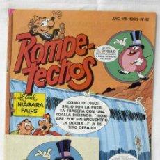 Tebeos: ROMPETECHOS Nº 42 EDITORIAL BRUGUERA 1985. Lote 123116486