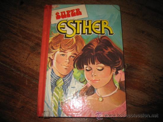 SUPER ESTHER Nº 3 BRUGUERA (Tebeos y Comics - Bruguera - Esther)
