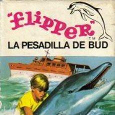 Tebeos: COLECCION HEROES SELECCION SERIE FLIPPER (BRUGUERA) ORIGINAL 1ª EDIC. 1971 Nº.1. Lote 27182531