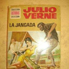 Tebeos: HISTORIAS SELECCIÓN: LA JANGADA. Lote 26567979