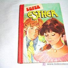 Tebeos: SUPER ESTHER Nº 3. AÑO 1982.EDITORIAL BRUGUERA. Lote 26716102