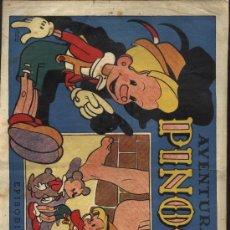 Tebeos: PINOCHO DE BRUGUERA Nº 2. Lote 20682010