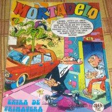 Tebeos: MORTADELO EXTRA PRIMAVERA 1975 CON CORSARIO HIERRO. BRUGUERA 30 PTS.. Lote 31844691