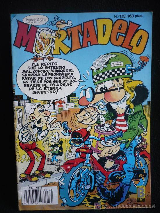MORTADELO. Nº 173 (Tebeos y Comics - Bruguera - Mortadelo)