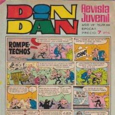 Tebeos: COMIC DIN DAN Nº253. Lote 8367952