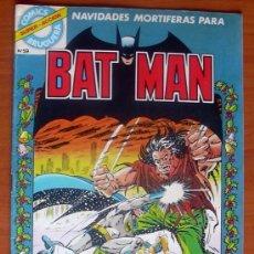 Tebeos: COMICS BRUGUERA - BAT MAN Nº 6. Lote 8472435