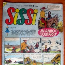 Tebeos: SISSI, Nº 416 - EDITORIAL BRUGUERA 1966. Lote 8472600