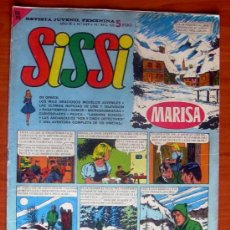 Tebeos: SISSI, Nº 439 - EDITORIAL BRUGUERA 1967. Lote 8472715