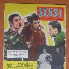 Tebeos: SISSI, REVISTA FEMENINA, Nº 193 - EDITORIAL BRUGUERA 1958. Lote 8480941