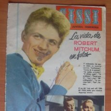 Tebeos: SISSI, REVISTA FEMENINA, Nº 205 - EDITORIAL BRUGUERA 1958. Lote 8480983