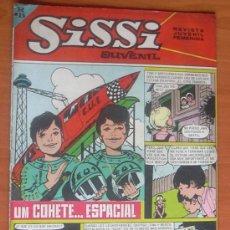 Tebeos: SISSI JUVENIL, Nº 350 - EDITORIAL BRUGUERA 1958. Lote 8481257