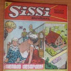 Tebeos: SISSI JUVENIL, Nº 374 - EDITORIAL BRUGUERA 1958. Lote 8481294