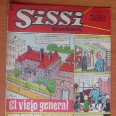 Tebeos: SISSI JUVENIL, Nº 383 - EDITORIAL BRUGUERA 1958. Lote 8481318
