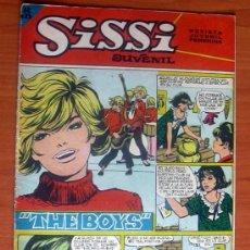 Tebeos: SISSI JUVENIL, Nº 297 - EDITORIAL BRUGUERA 1958. Lote 8481536