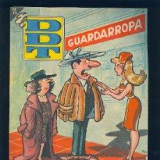 Tebeos: EL DDT. Nº 656. . Lote 20718994