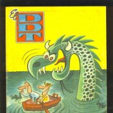 Tebeos: EL DDT. Nº 514.. Lote 8546749