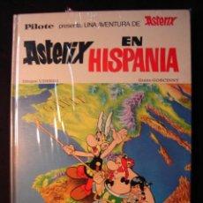 Tebeos: ASTERIX EN HISPANIA * EDITORIAL BRUGUERA * TAPA DURA * AÑO 1969 *. Lote 18654894