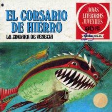 Tebeos: EL CORSARIO DE HIERRO Nº39. 1ª EDICIÓN (AMBRÓS). Lote 8623809