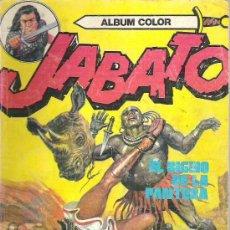 Tebeos: JABATO ALBUM COLOR - EL SIGNO DE LA PANTERA Nº 8 EDI BRUGUERA 1981. Lote 8641345