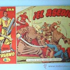 Tebeos: CAPITAN TRUENO N. 29 EL ASEDIO--COLECCION DAN 1957 -ORIGINAL. Lote 23563892