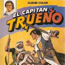 Tebeos: COMIC ALBUM COLOR CAPITAN TRUENO Nº 2. Lote 8822946