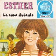 Tebeos: COMIC ESTHER LA CASA FLOTANTE Nº 40. Lote 8843477