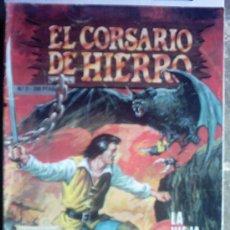 Tebeos: EL CORSARIO DE HIERRO LA VIEJA DAMA DEL MAR Nº 2. Lote 26964566