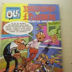 Tebeos: MORTADELO Y FILEMÓN, MEJORES QUE JAMES BOND. COLECCIÓN OLÉ, EDITORIAL BRUGUERA AÑO 1983. Nº 97. Lote 25757338