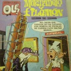 Tebeos: MORTADELO Y FILEMON, COSCORRON TRAS COSCORRON. OLÉ, EDITORIAL BRUGUERA 5A EDICION 1981. N°101. Lote 9174109