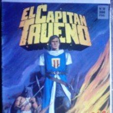 Tebeos: EL CAPITAN TRUENO - EL IDOLO SINIESTRO Nº 26. Lote 26705660