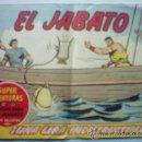 Tebeos: EL JABATO Nº 263- ¡ UNA LIRA INDESTRUCTIBLE !. Lote 25999452
