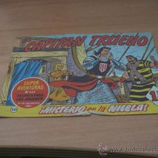 Tebeos: CAPITAN TRUENO ( ORIGINAL ) Nº 325. Lote 9487159