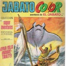 Tebeos: JABATO COLOR SEGUNDA Nº 90. Lote 9661794
