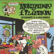 Tebeos: MORTADELO Y FILEMÓN Nº66, AÑO 1994 . Lote 27066948