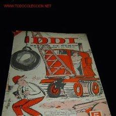 Tebeos: DDT Nº 779 AÑO 1966 PUBLICIDAD DE COLA CAO. Lote 1571859