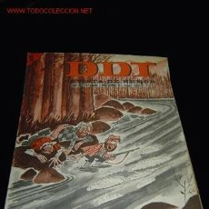 Tebeos: DDT Nº 776 PUBLICIDAD DE COLA CAO POR DETRAS. Lote 6299443