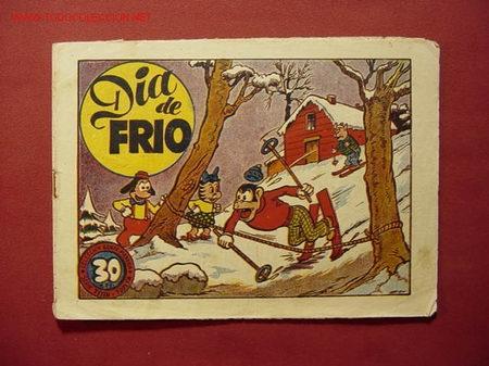 TITIN Y TOPITA (BRUGUERA - 1943). ¡¡ DIFICILISIMO !! (Tebeos y Comics - Bruguera - Cuadernillos Varios)