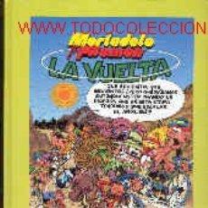 Tebeos: MORTADELO Y FILEMÓN EN LA VUELTA. Lote 7883970
