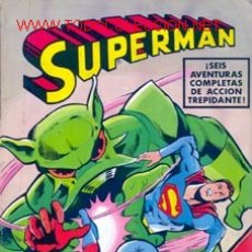 Tebeos: SUPERMAN ALBUM NUMERO 6. EDITORIAL BRUGUERA . Lote 26163467