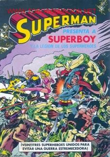 SUPERMAN ALBUM NUMERO 5. EDITORIAL BRUGUERA (Tebeos y Comics - Bruguera - Otros)